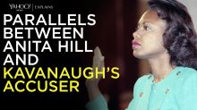 Yahoo News explains: Parallels between the accusations against Kavanaugh and Anita Hill's accusations against Clarence Thomas