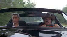 George Clooney Rides Shotgun With Burt Reynolds (Sort Of)