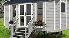 Amazon Is Selling an Adorable Tiny Garden House That Can Be Built in a Day