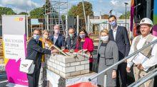 Grundsteinlegung: Neukölln baut neue Schule für 66 Millionen Euro
