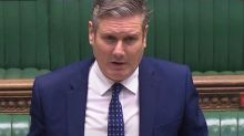 Sir Keir Starmer attacks Boris Johnson's 'Government in hindsight' during fiery PMQs exchange