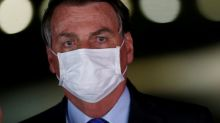 Nearly half of Brazilians say Bolsonaro not to blame for coronavirus death toll, poll says