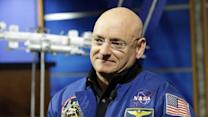 NASA's Kelly bracing for yearlong space trip