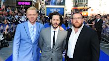 Edgar Wright says 'Cornetto Trilogy' was contrived to blag free ice cream