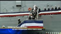 USS Curts decommissioned after 29 years in service
