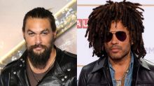 Jason Momoa Gets Matching Rings With Wife Lisa Bonet's Ex-Husband Lenny Kravitz