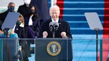 President Joe Biden Promises End To 'Uncivil War' In Time Of Deep National Crisis