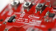 Germany's Infineon says inventory pile-up to keep pressure on margins