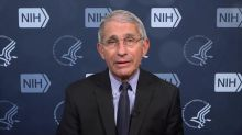 Dr. Fauci Warns Things Are About to Get Worse