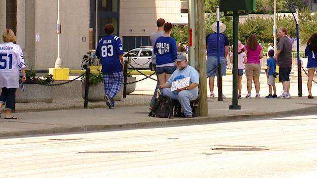 Police Crack Down on Aggressive Panhandlers