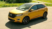 Ford Rolls Out 2015 Edge SUV, Plans Worldwide Availability