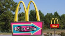 Why McDonald's revived the 'Dollar Menu' with a catch