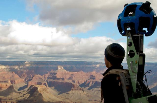 Google Street View might add a virtual Disney World tour