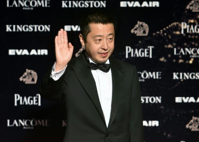 Hong Kong actor stabbed at China event