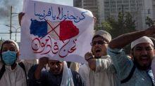 Caricatures: le monde arabo-musulman proteste de nouveau contre la France