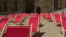 Quinze projections dans la Cour d'honneur du Palais des papes pour revivre les grandes heures du Festival d'Avignon