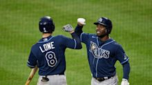 Underdog Rays hold off Yankees to win first AL East title since 2010