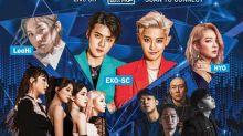 Hyoyeon SNSD Hingga EXO SC Akan Tampil di Konser Online Khusus 19 Tahun Keatas