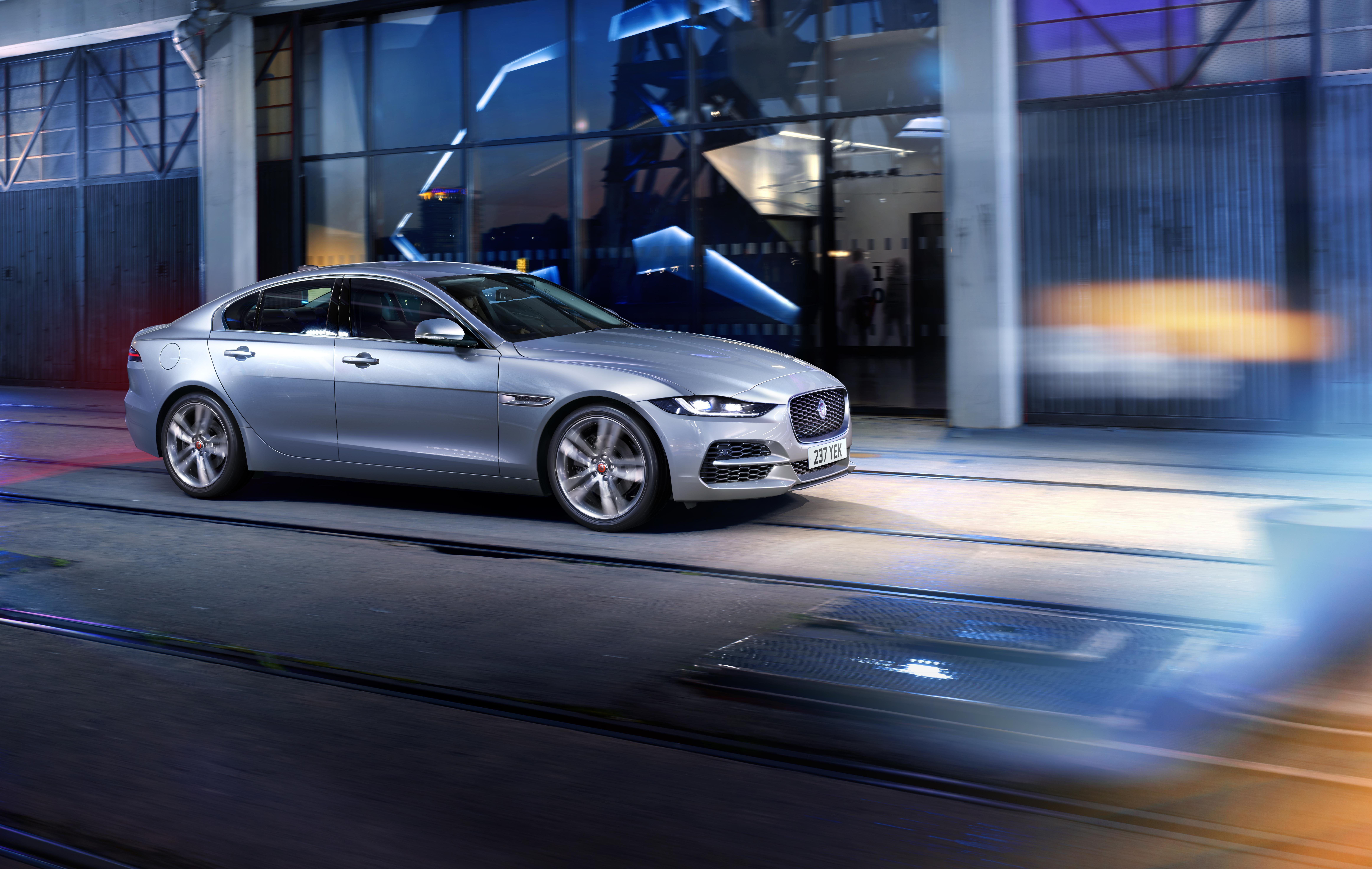 """<p>When <a href=""""https://www.caranddriver.com/jaguar/xe"""" rel=""""nofollow noopener"""" target=""""_blank"""" data-ylk=""""slk:the Jaguar XE"""" class=""""link rapid-noclick-resp"""">the Jaguar XE</a> was first released in 2014, it was a totally fresh entry in the competitive entry-luxury sports sedan segment. But it didn't hit the U.S. market until late 2016, and it took a while for the XE's engine lineup to get fully fleshed out. Since then, major competitors like the BMW 3-series, Mercedes-Benz C-class, and Volvo S60 have either received complete redesigns or major refreshes, pushing the XE toward the middle of the class. Now, the XE has been given a comprehensive list of enhancements for 2020, bringing the car more in line with the competition in terms of technology and fresh styling.</p>"""