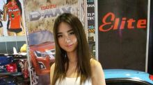 2017 Trans Sport Show and Moto Builds Pilipinas: The Girls