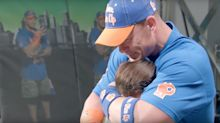 Fans Turn The Tables On John Cena With Emotional Surprise. Get Those Tissues Ready.