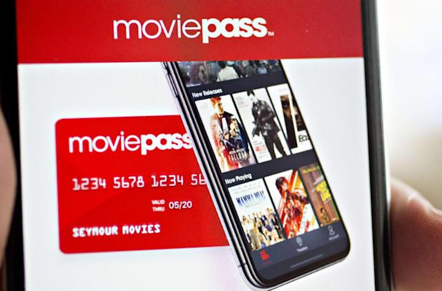 MoviePass' 'day to day' leading exec resigns after a few months