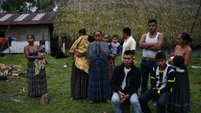 Guatemala: deuil et résignation dans la famille d'une fillette morte en rétention aux Etats-Unis