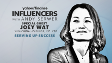 Influencers with Andy Serwer: Joey Wat