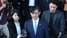 South Korean prosecutors seek arrest of ex-minister's wife