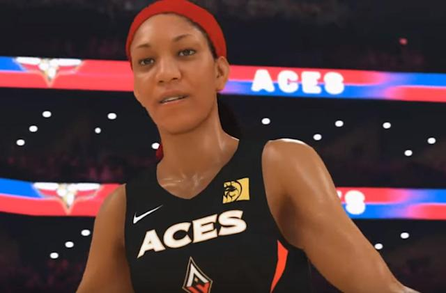 The WNBA is coming to 'NBA 2K20'