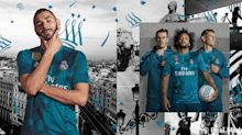 Real Madrid reveal new fan-designed third kit
