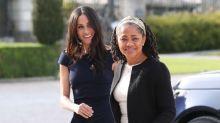 """La mère de Meghan Markle, Doria, est """"arrivée au Royaume-Uni"""" à l'approche de l'accouchement"""