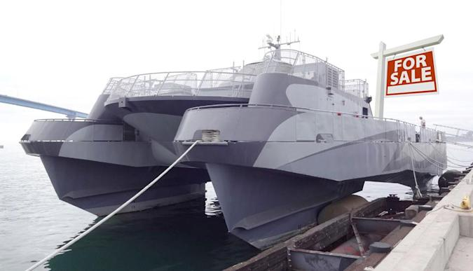 You can buy Lockheed Martin's experimental cruiser for just $180,000
