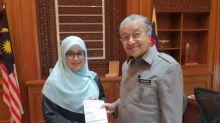 Former Puteri Umno chief is newest PPBM recruit