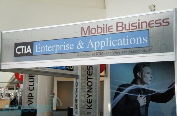 CTIA Enterprise & Applications 2011 wrap-up: Springboard, Atrix and CUE