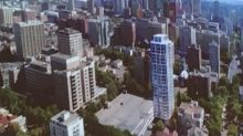 Edmonton city council OKs 23-storey tower for small lot in Oliver