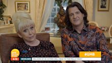 Barbara Windsor makes rare TV appearance to wish fans a Happy Christmas