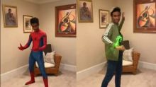 20-Year-Old's Viral TikTok with Impressive Visual Effects Gets a Thumbs Up from Disney