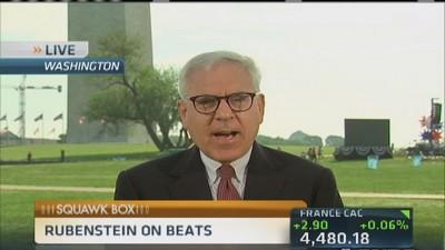 Beats go on for Rubenstein