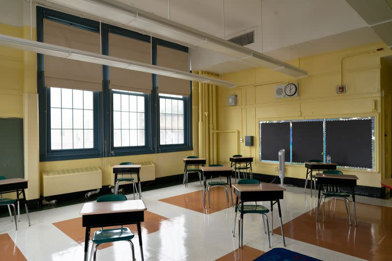 New York City delays school start in deal with unions over coronavirus concerns