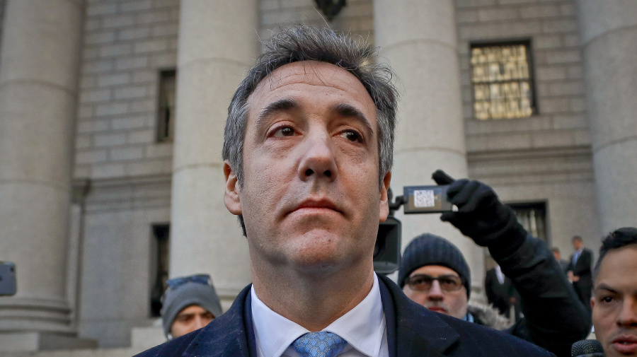 Trump's ex-lawyer faces possible jail term