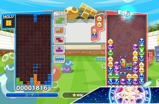 Puyo Puyo Tetris to drop onto PS4, Xbox One in Japan