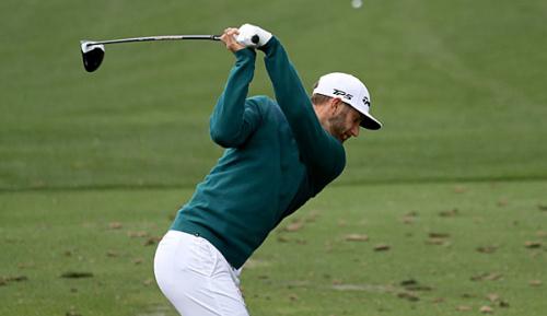 Golf: Dustin Johnson plant Golf-Comeback für Anfang Mai