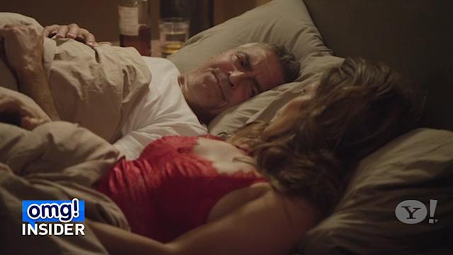 Why George Clooney Is in Bed With Cindy Crawford