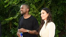 Kim Kardashian's Instagram throwback proves she and Kanye were meant to be