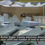 Butler Co. Official Says USPS Lost Number Of Mail-In Ballots