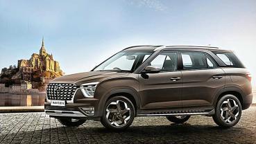 HYUNDAI打造印度限定的全新3排座SUV休旅車Alcazar,空間寬敞、配備更是豪華