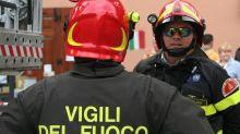 Incendio in provincia di Palermo: operaio forestale compie impresa eroica
