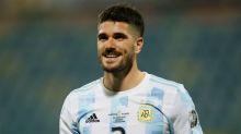 Atlético de Madrid anuncia fichaje del argentino De Paul
