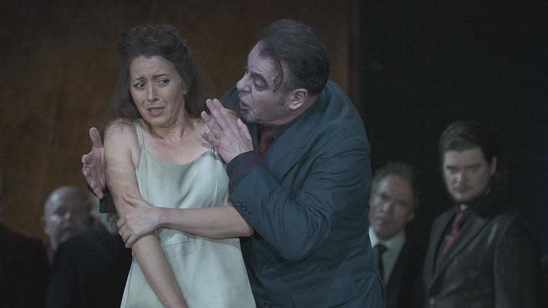 Un nouveau Rigoletto enchante la Royal Opera House de Londres